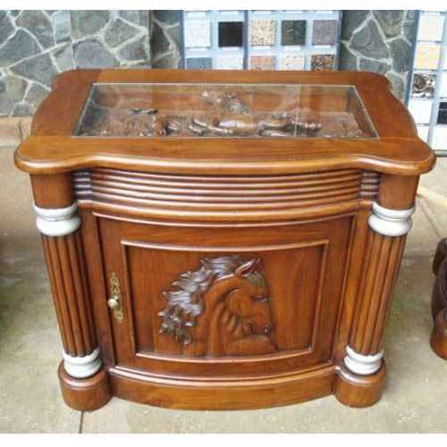 Decorative Wooden Furniture - Wooden Carved Furniture Exporter