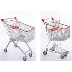 Powder Coated Shopping Cart