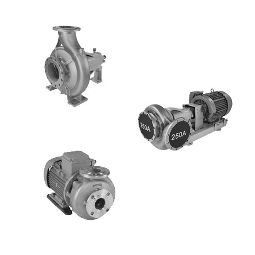 Cast Stainless Steel Single Stage Centrifugal Pumps
