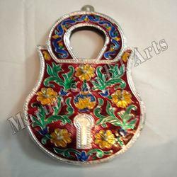 Meena Lock Style Key Hanger