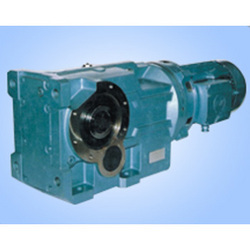 Right Angled Helical Bevel Geared Motors Series K