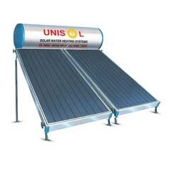 Automatic Solar Water Heating System