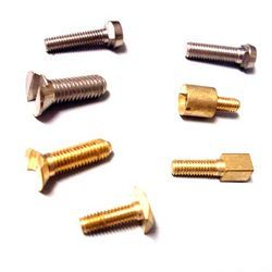 Brass Oracle International Wide Slot Screw, Size: One, Packaging Type: Bag