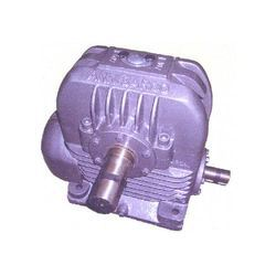 Single Reduction Gear Boxes