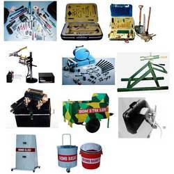 Bomb Disposal Equipment At Best Price In India