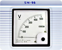 Dc Moving Coil Meter