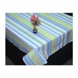 Stripe White Stripped Table Cloths