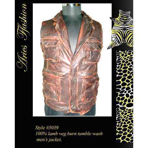 Aries Fashion Exporter Of Mens Casual Shirts Mens Leather