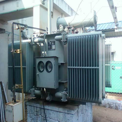 Erection Commissioning Services Transformer Erection