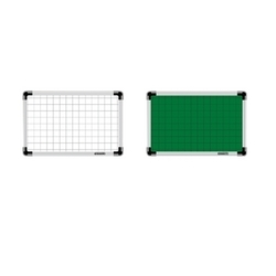 SIGNMARK Magnetic White Board