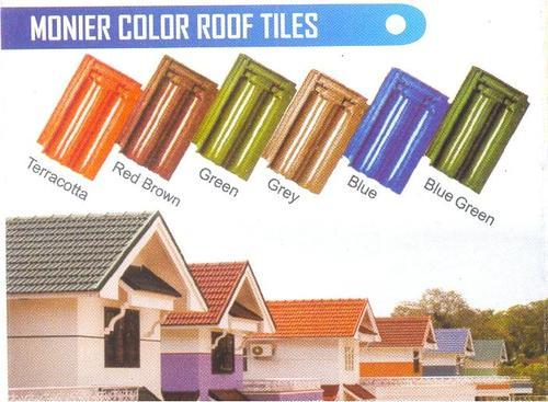 Monier Color Roof Tiles