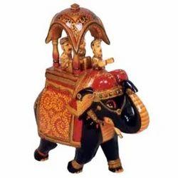 Ambawari Elephant Painted