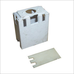 Repack India White Plastic Electrical Components