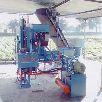 Vibro Fly Ash Bricks Making Machine