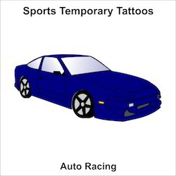Car Racing Tattoos
