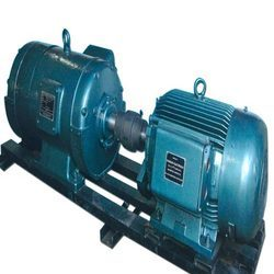 High Frequency Motor Generator Set