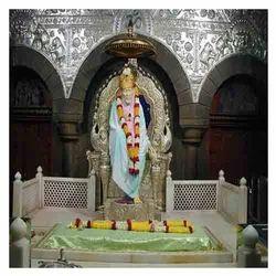 Marble Shree Sai Nath Statue