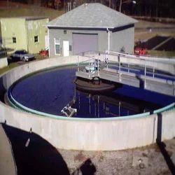 Industrial Wastewater Clarifier