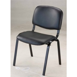Cafeteria Chair With Seat Back Cushion