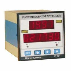 Digital Flow Integrator Totaliser