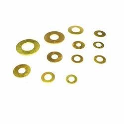 Plain Brass Washer