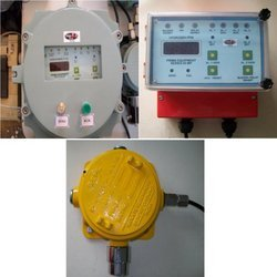Gas Leak Detectors In Vadodara Gujarat Gas Monitoring