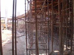 Auditorium Building Civil Construction