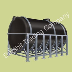 Sintex Horizontal Cylindrical Water Tanks  - THWS