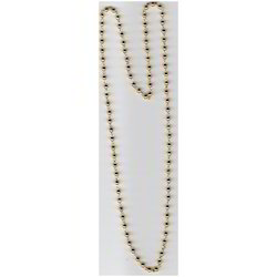 Golden Chain With Big Bead