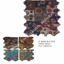 Designer Boil  Wool Shawls