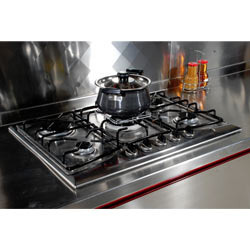 Back Flash Kitchen Hob Units