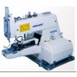Hikari High Speed 1-Thread Chain Stitch Buttoning Machine