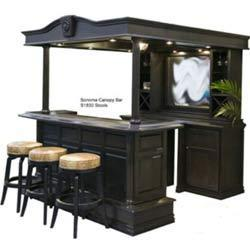 Sonoma Canopy Bar Set