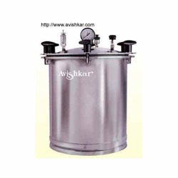 Vertical High Pressure Steam Sterilizer Autoclaves