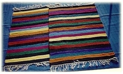 Cotton Rectangle Rugs