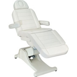 White Comfort Salon Furniture