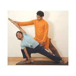 Yoga for Weight Management.