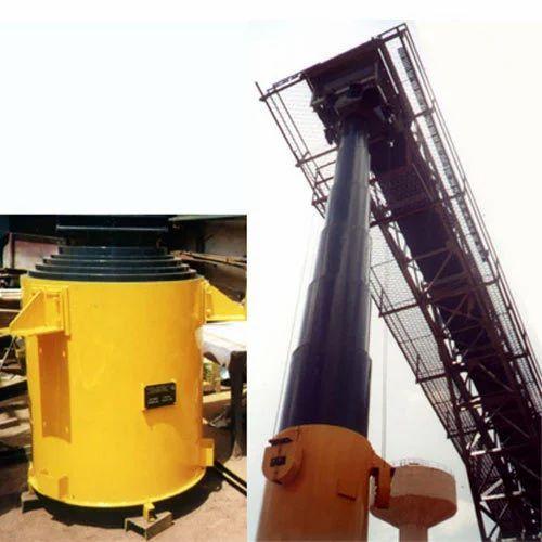 Material Handling Equipments - Telescopic Chute Manufacturer