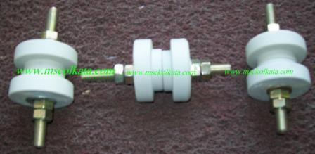 Male Female Porcelain Insulators For Resistance - Machinery