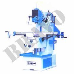Cast Iron Vertical Milling Machines