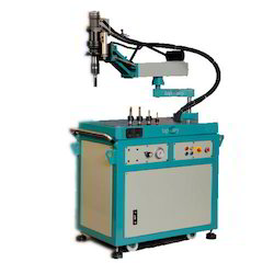 Articulated Arm Hydraulic Tapping Machine