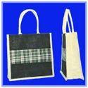 Jute Designer Tote Bag
