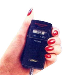 Portable Hand Held Temperature Indicator