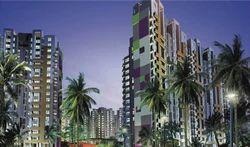 Residential Unitech Fresco Construction in Gurgaon