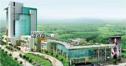 Commercial Spaze Palazo Construction in Gurgaon
