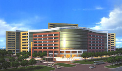 Commercial Tech World Construction in Gurgaon