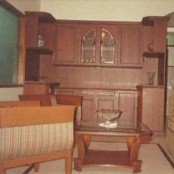 Wooden Almirah For Living Room Wooden Furniture Sangam Vihar