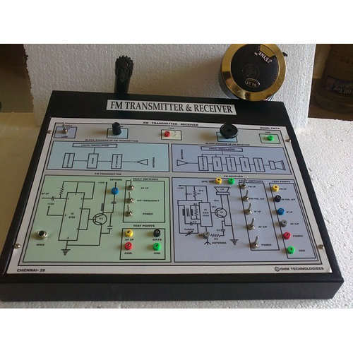 Transmitter and Receivers - FSK Transmitter And Receiver