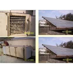 Solar Solid Waste Dryer