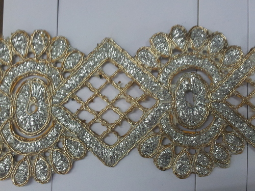 Designer Lace Borders - Designer Embroidery Laces Exporter from Surat 2f19d142d